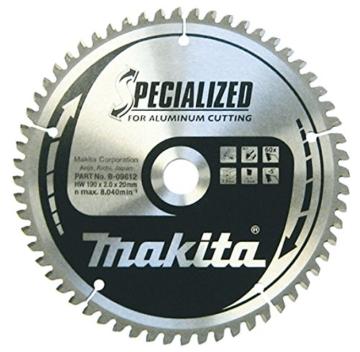 Makita Specialized Sägeblatt 260 x 30 mm B-33320 - 1